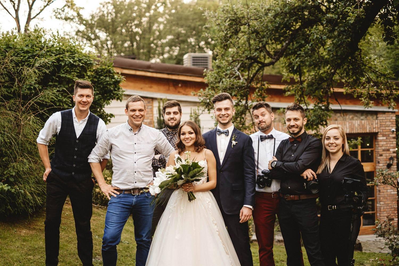 Dobry kamerzysta na wesele i ślub. 2