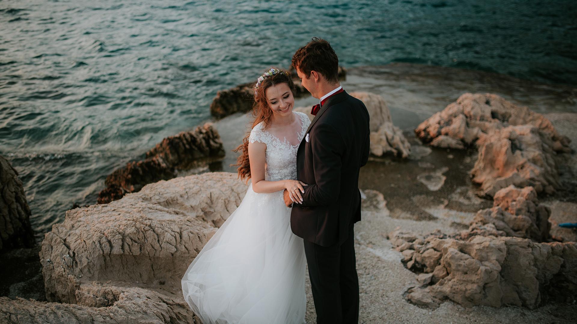 K&P Film ślubny w Chorwacji 1
