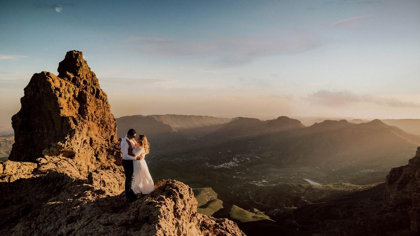 M&A Teledysk ślubny na Gran Canarii 3