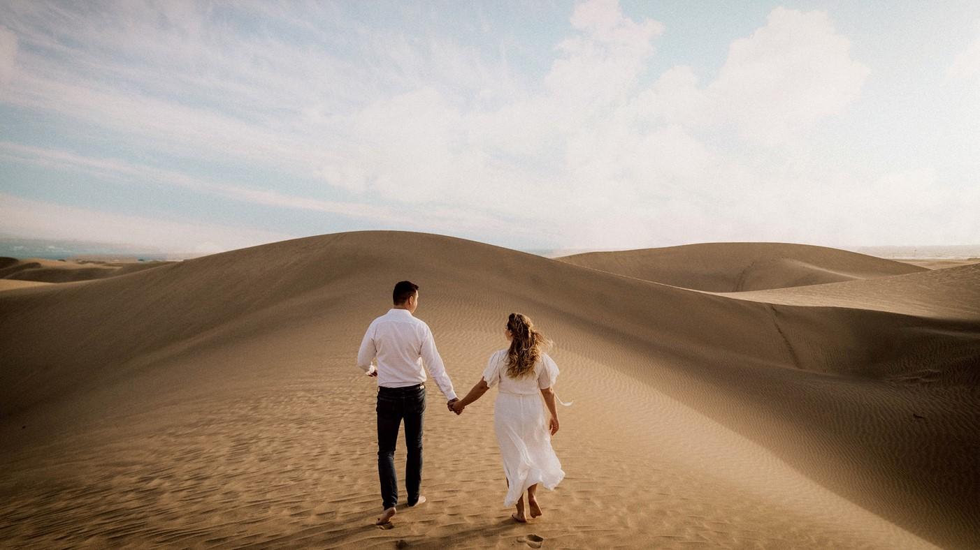 M&A Teledysk ślubny na Gran Canarii 6