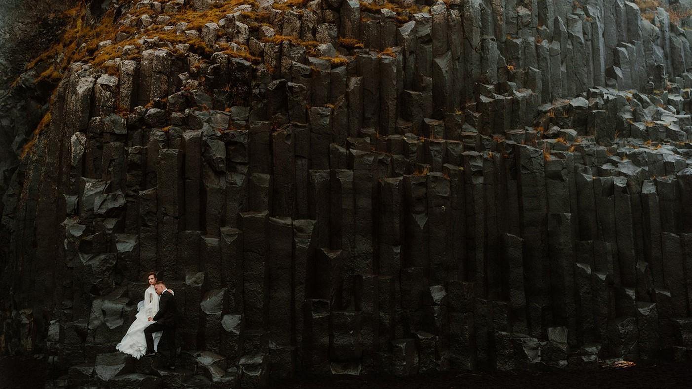 A&D Film ślubny na Islandii 2