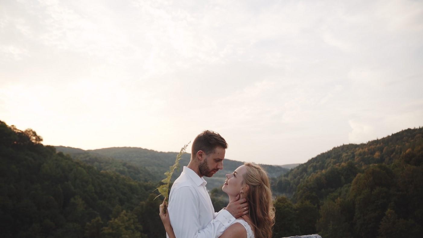 M&A Film ślubny w Zagurzu Śląskim 6