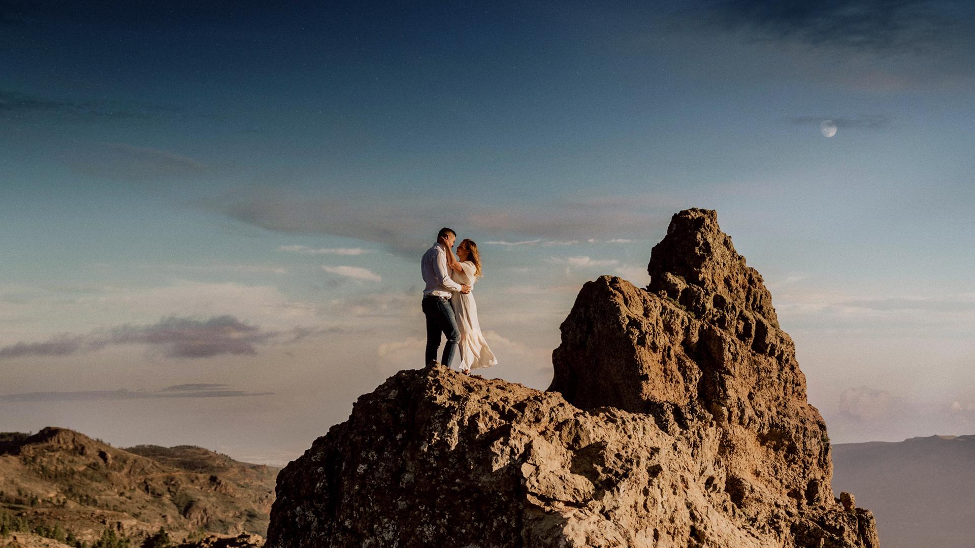 M&A Teledysk ślubny na Gran Canarii 13