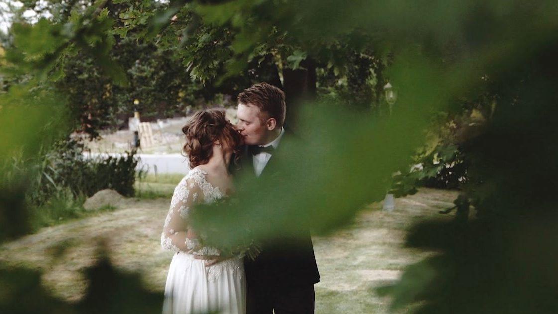 M&T Teledysk ślubny w Pałacu na Wodzie 9
