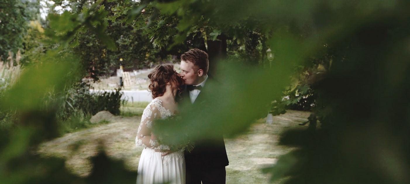 M&T Teledysk ślubny w Pałacu na Wodzie 3