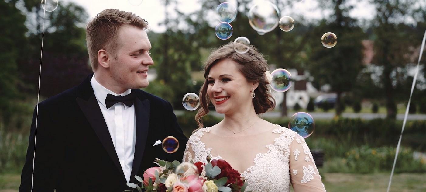 M&T Teledysk ślubny w Pałacu na Wodzie 5