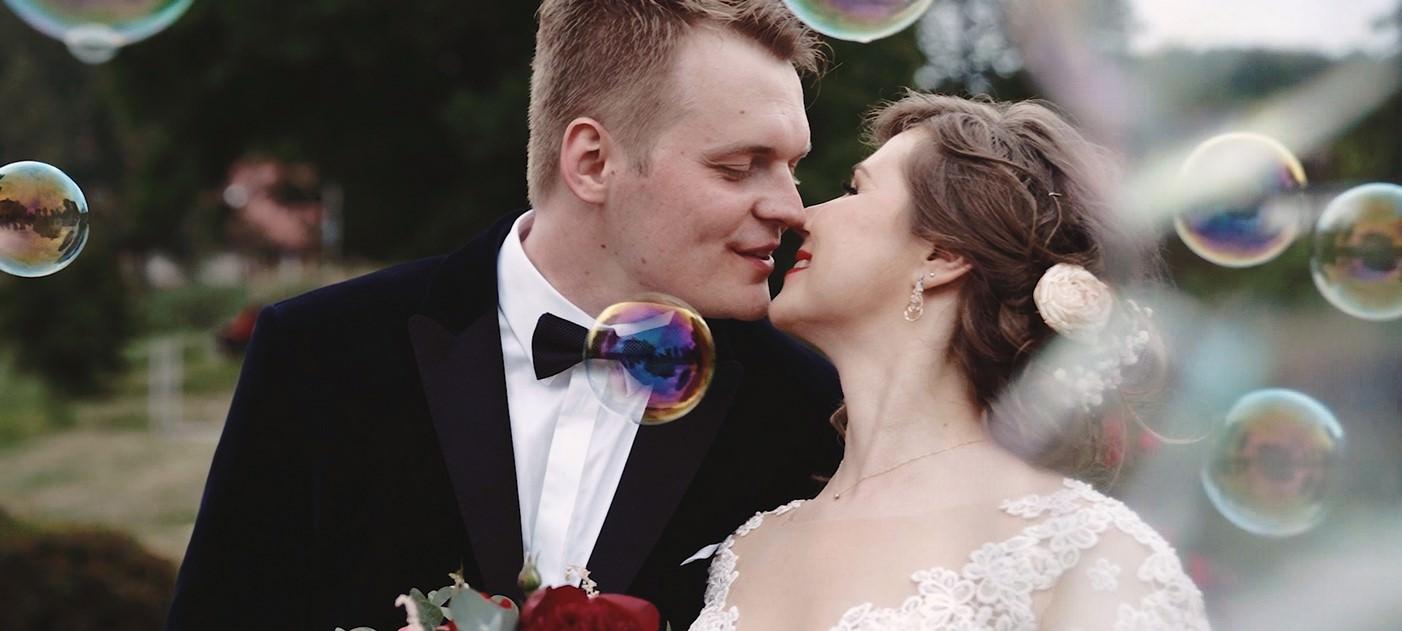 M&T Teledysk ślubny w Pałacu na Wodzie 6