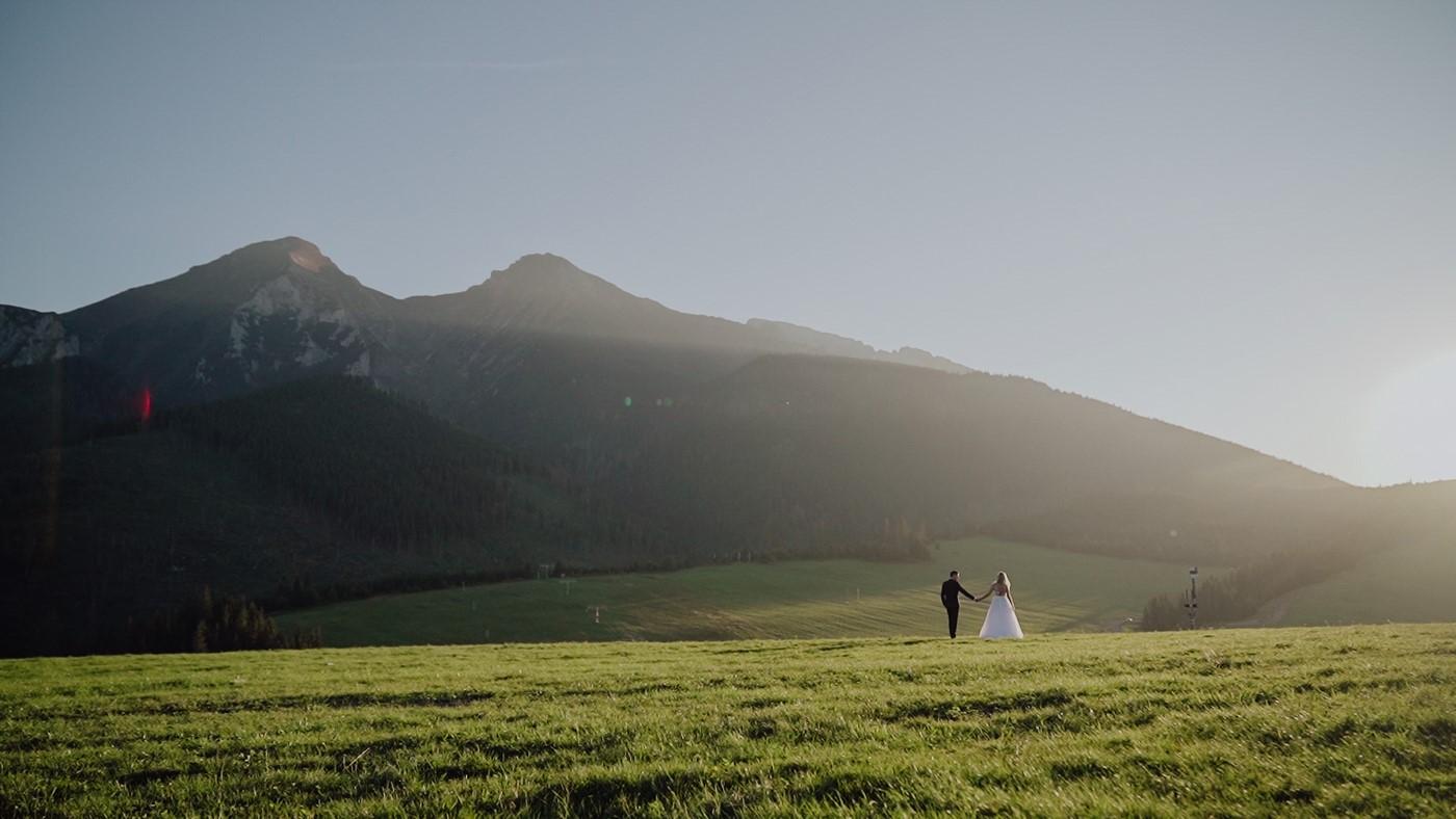 A&M Film ślubny w Restauracji Jan 15