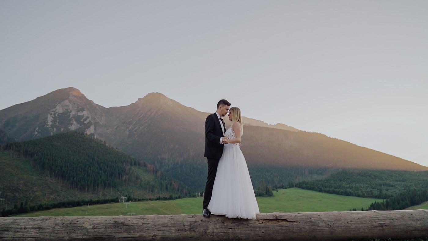 A&M Film ślubny w Restauracji Jan 10