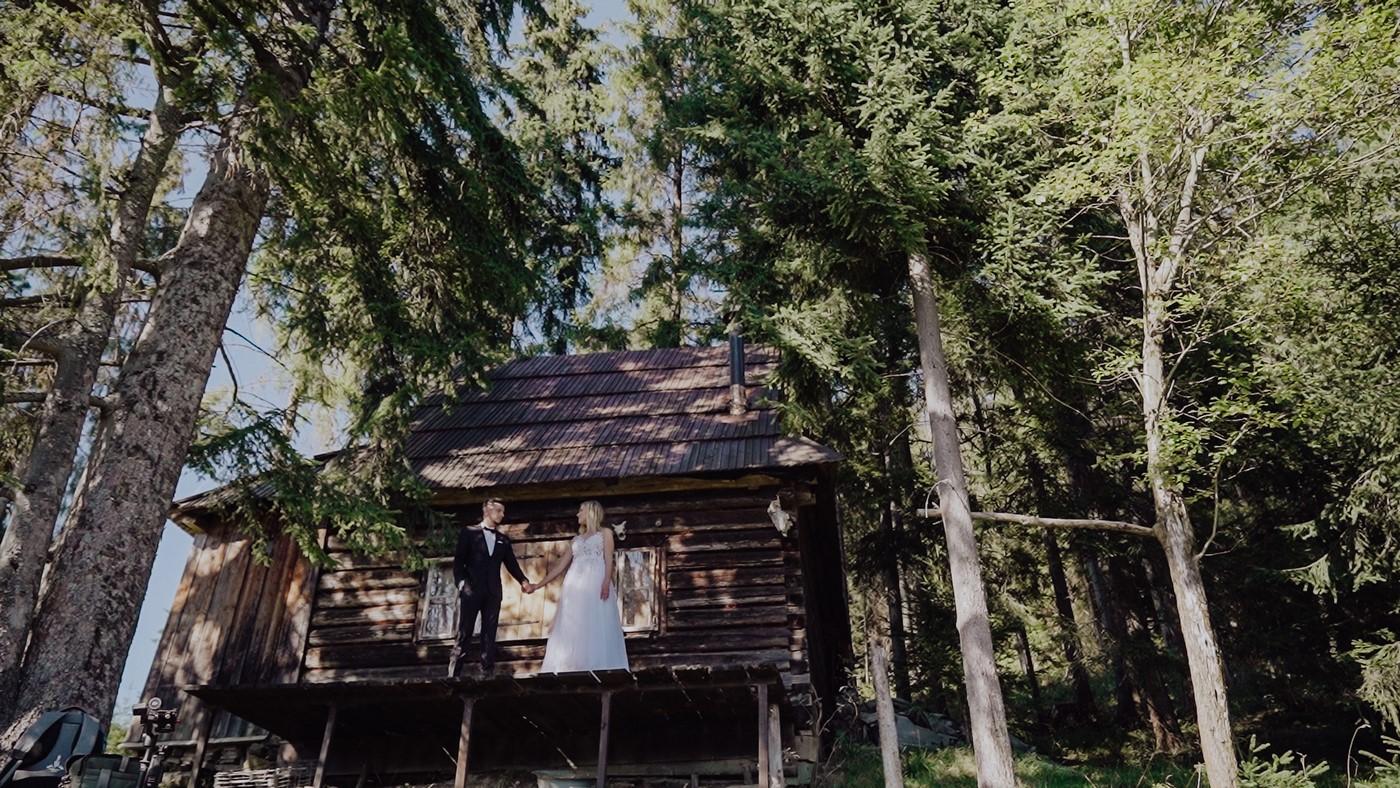A&M Film ślubny w Restauracji Jan 5
