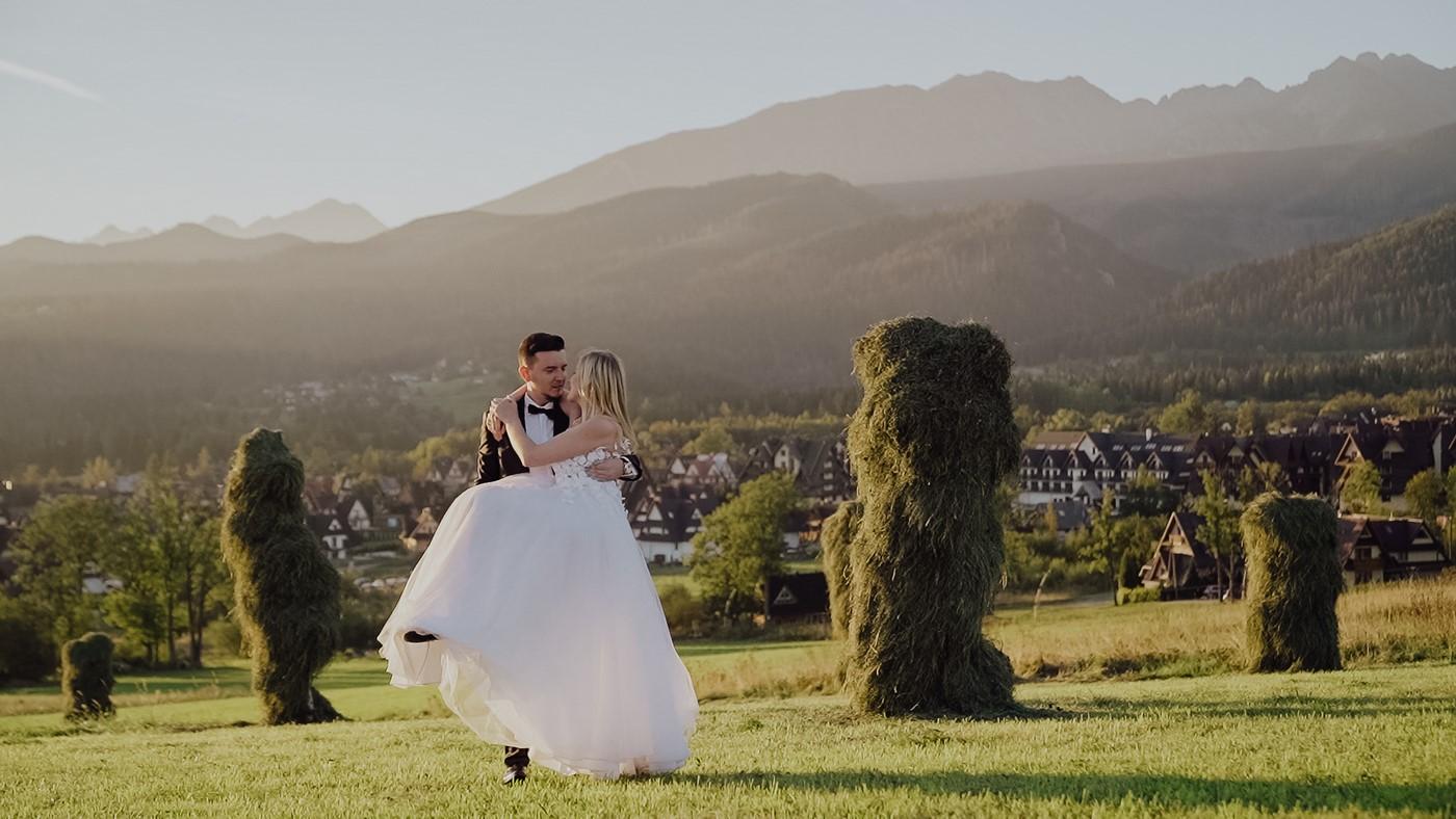 A&M Film ślubny w Restauracji Jan 8