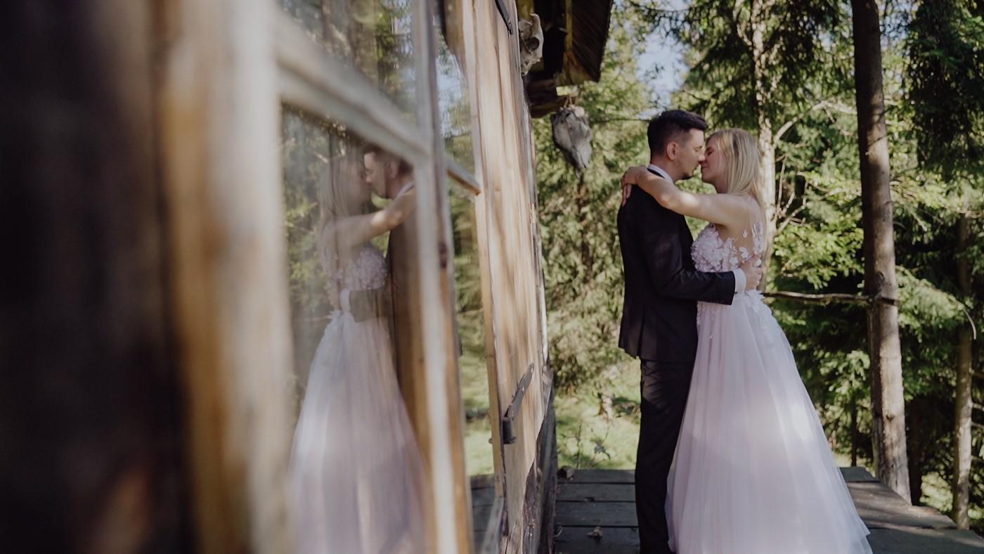 A&M Film ślubny w Restauracji Jan 6