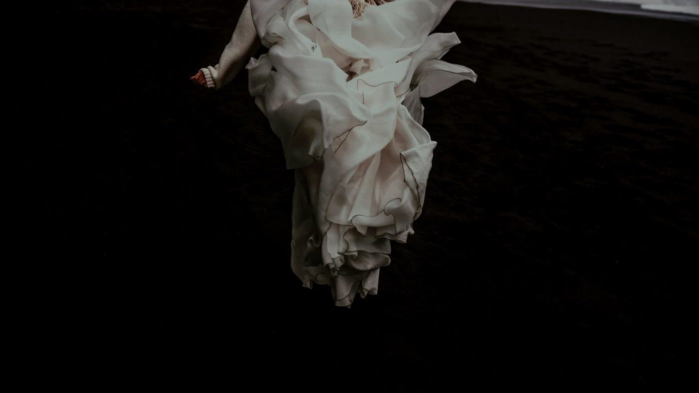 Piękny ślub i wesele w Biała Wstążka Plener na Islandii 2