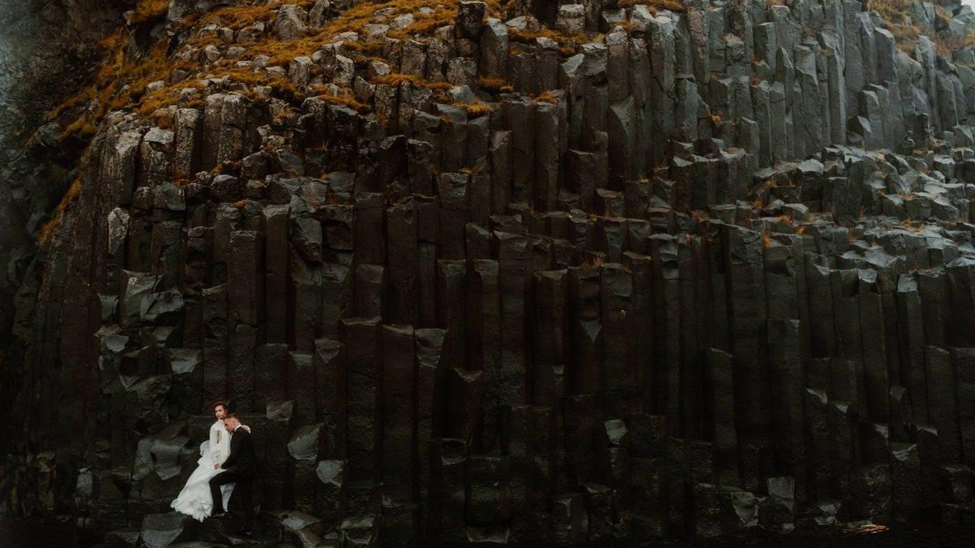 Piękny ślub i wesele w Biała Wstążka Plener na Islandii 3