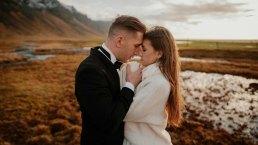 Piękny ślub i wesele w Biała Wstążka Plener na Islandii 26