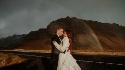Piękny ślub i wesele w Biała Wstążka Plener na Islandii 27