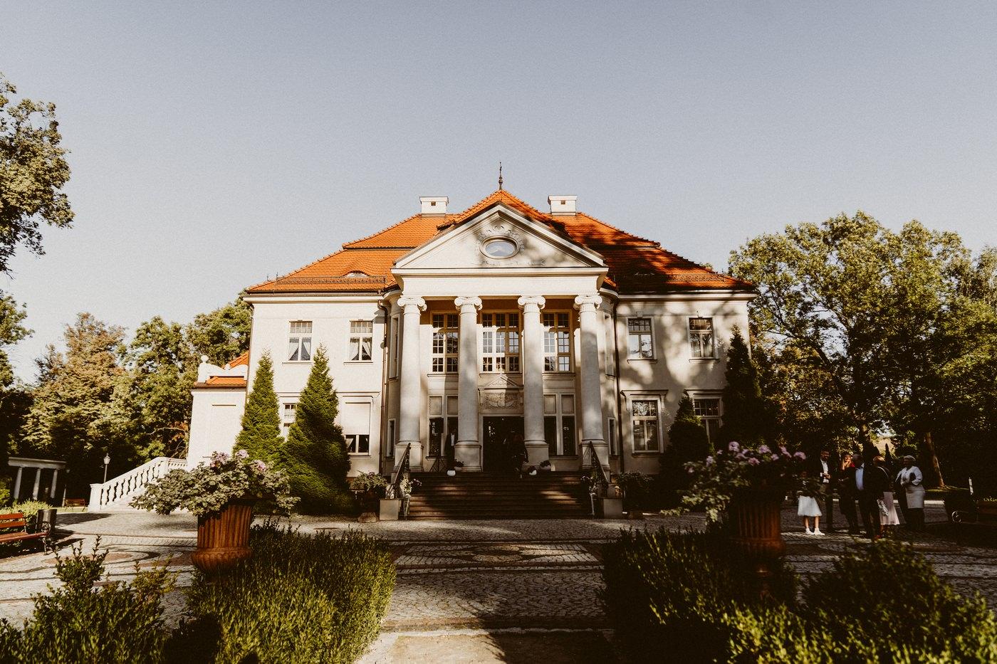 Wesele w Pałacu Tłokinia - Film ślubny 1