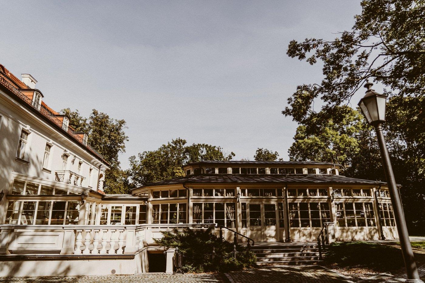 Wesele w Pałacu Tłokinia - Film ślubny 7