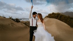 Plener ślubny na Lanzarote 15
