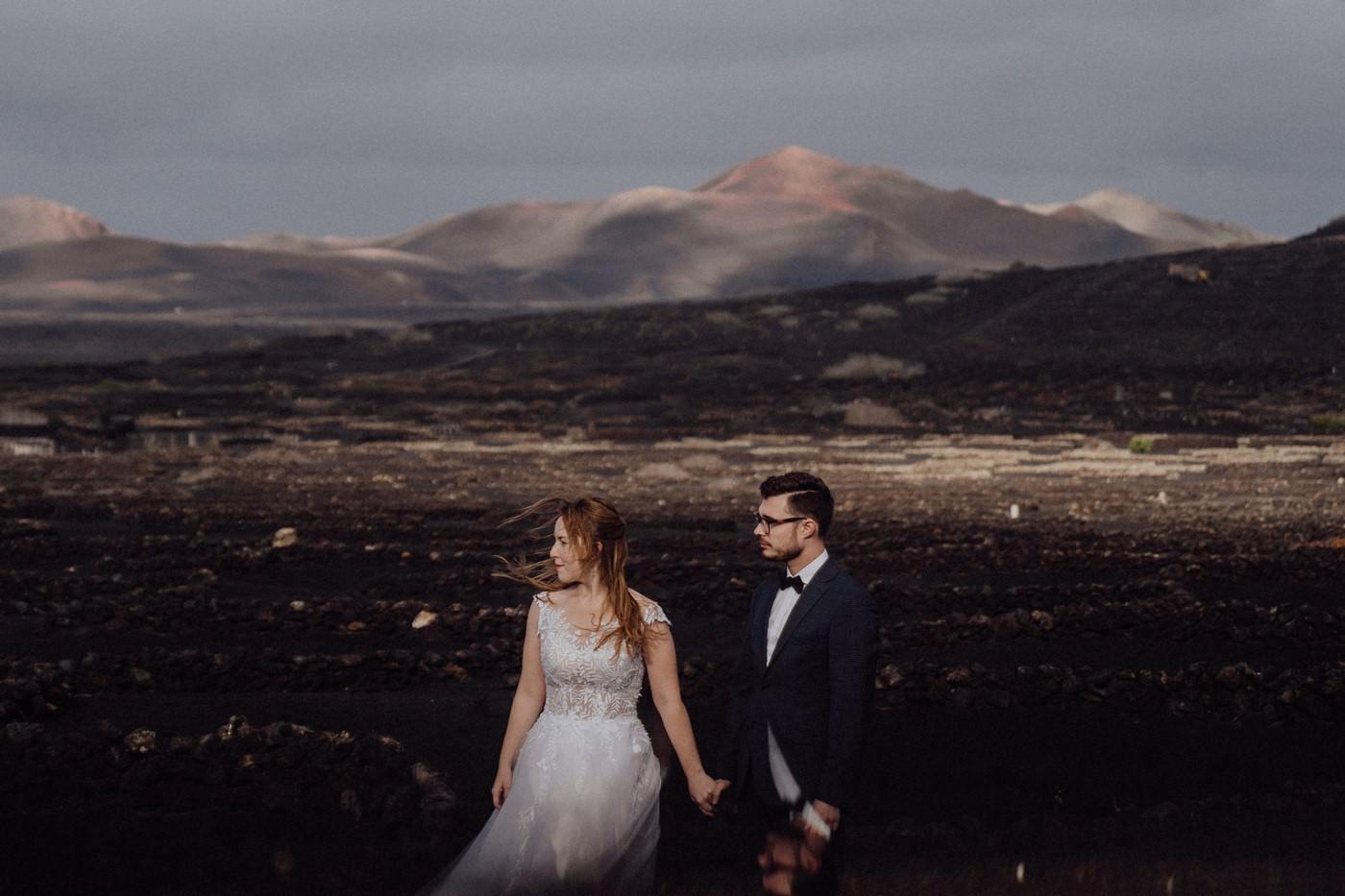 Plener ślubny na Lanzarote 60
