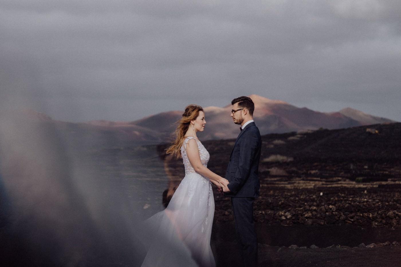 Plener ślubny na Lanzarote 61