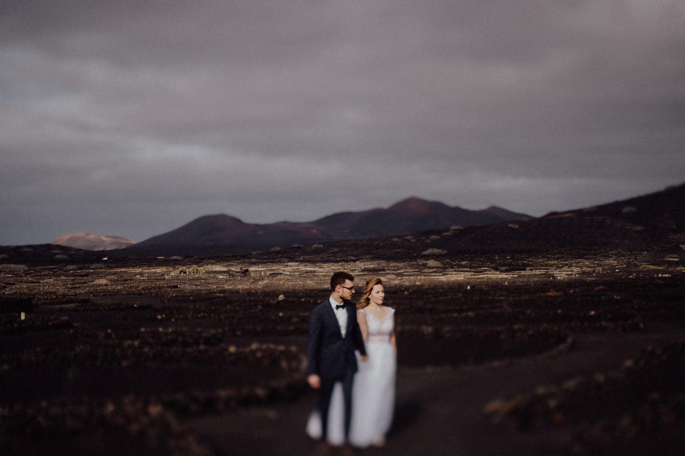 Plener ślubny na Lanzarote 63