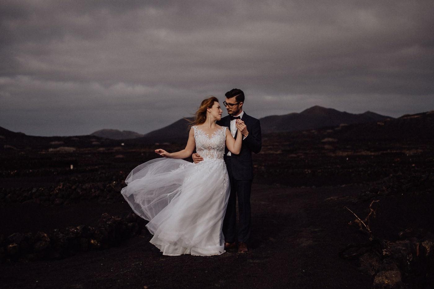 Plener ślubny na Lanzarote 66