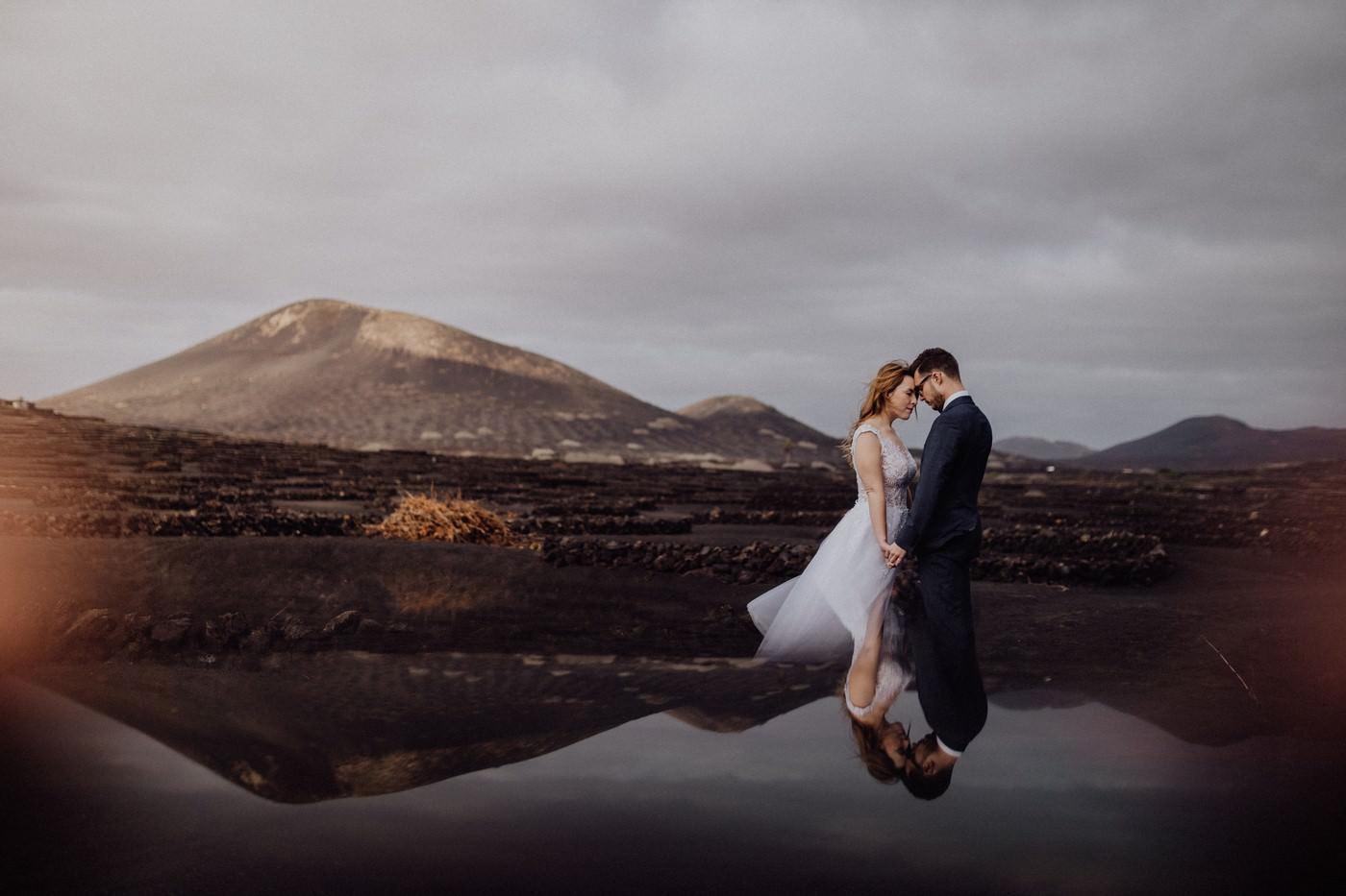 Plener ślubny na Lanzarote 67