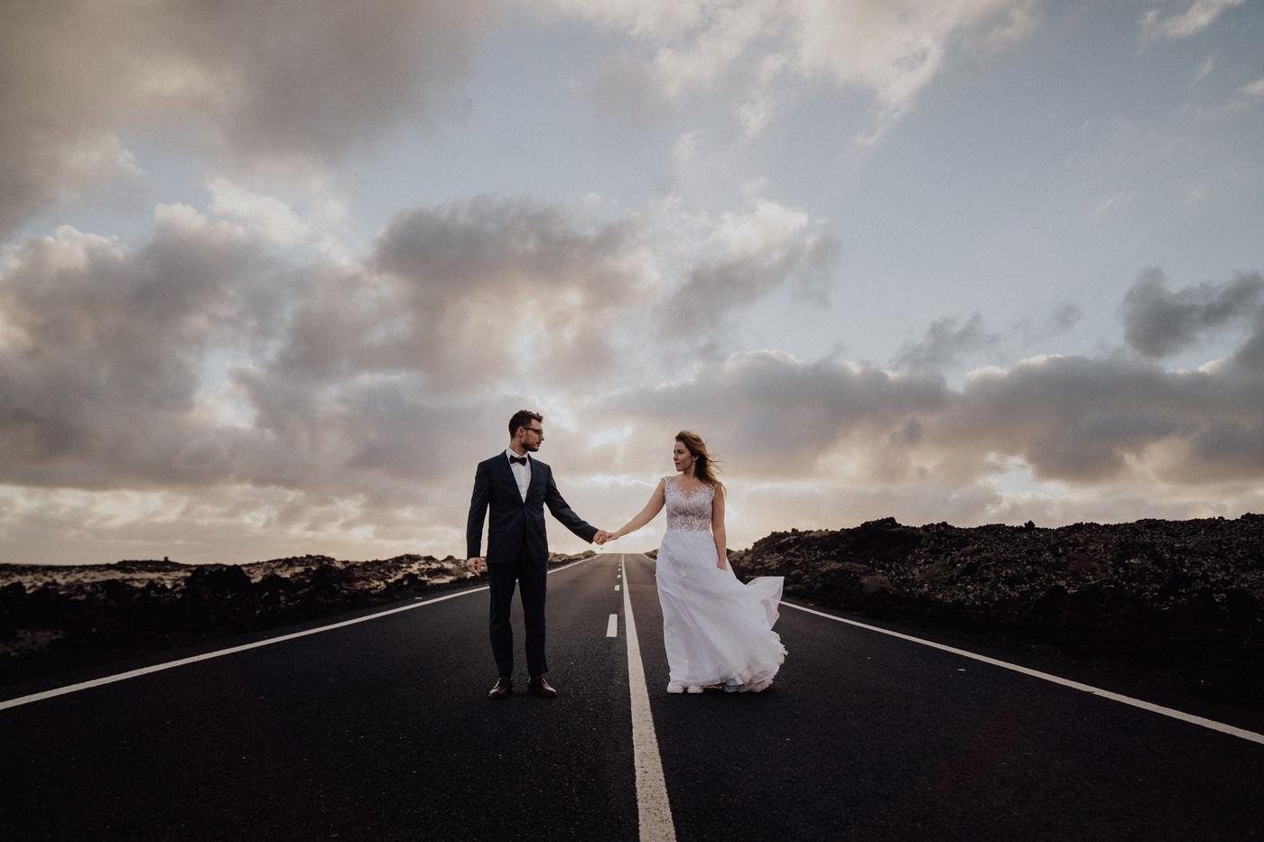 Plener ślubny na Lanzarote 4