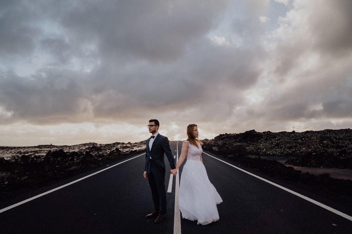 Plener ślubny na Lanzarote 12