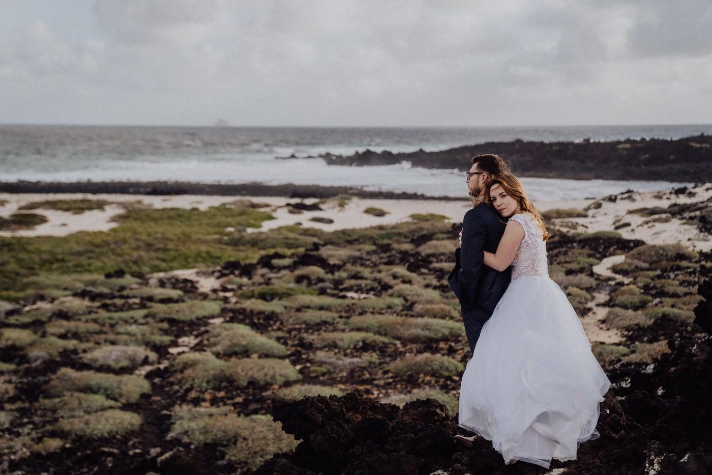 Plener ślubny na Lanzarote 40
