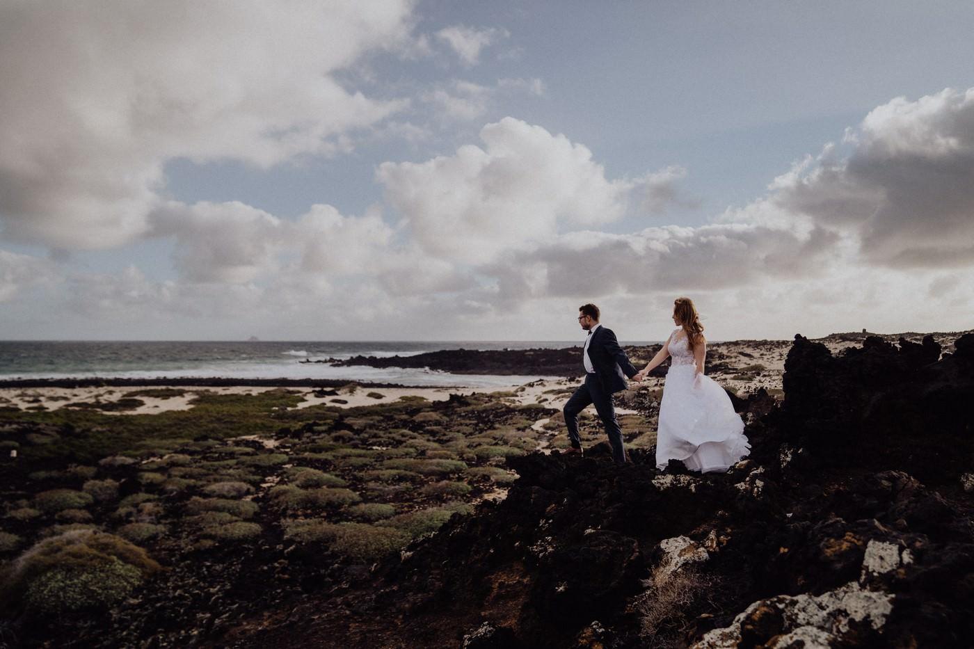 Plener ślubny na Lanzarote 39