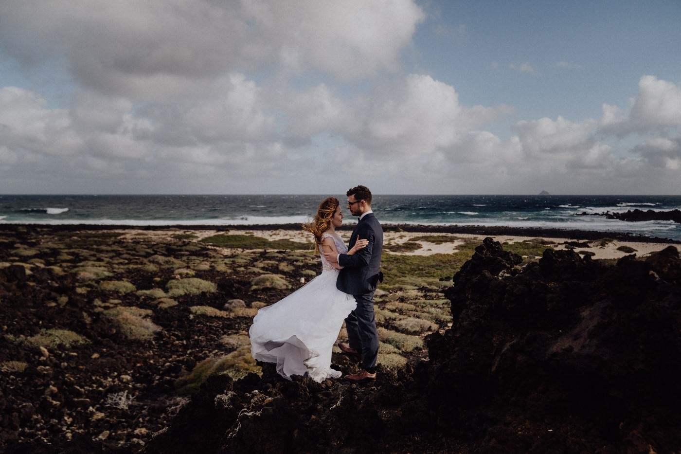 Plener ślubny na Lanzarote 42