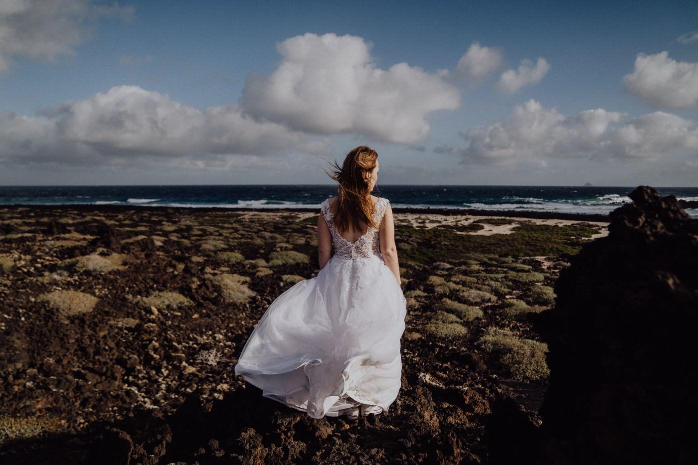 Plener ślubny na Lanzarote 38
