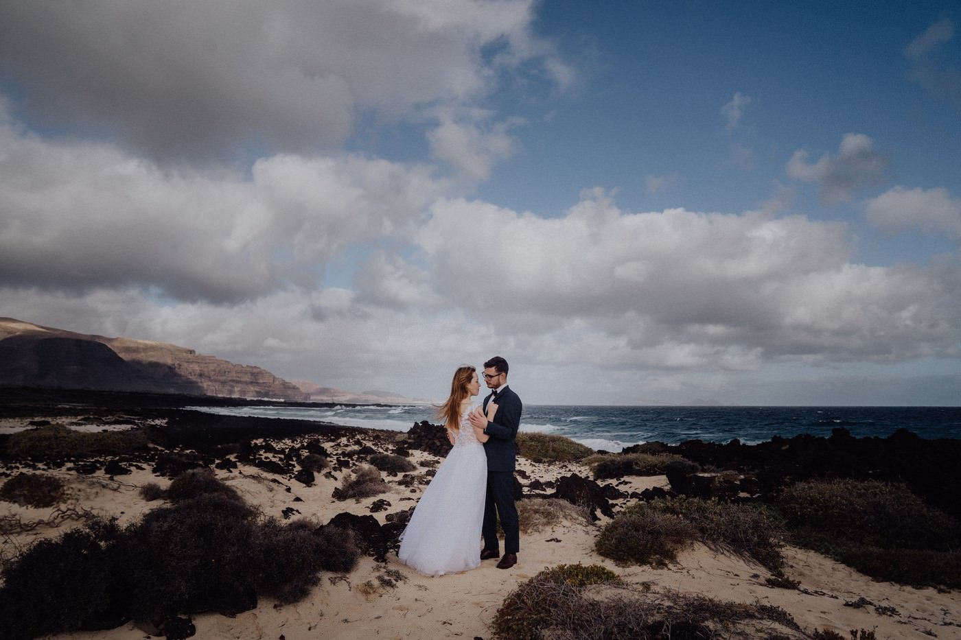 Plener ślubny na Lanzarote 46