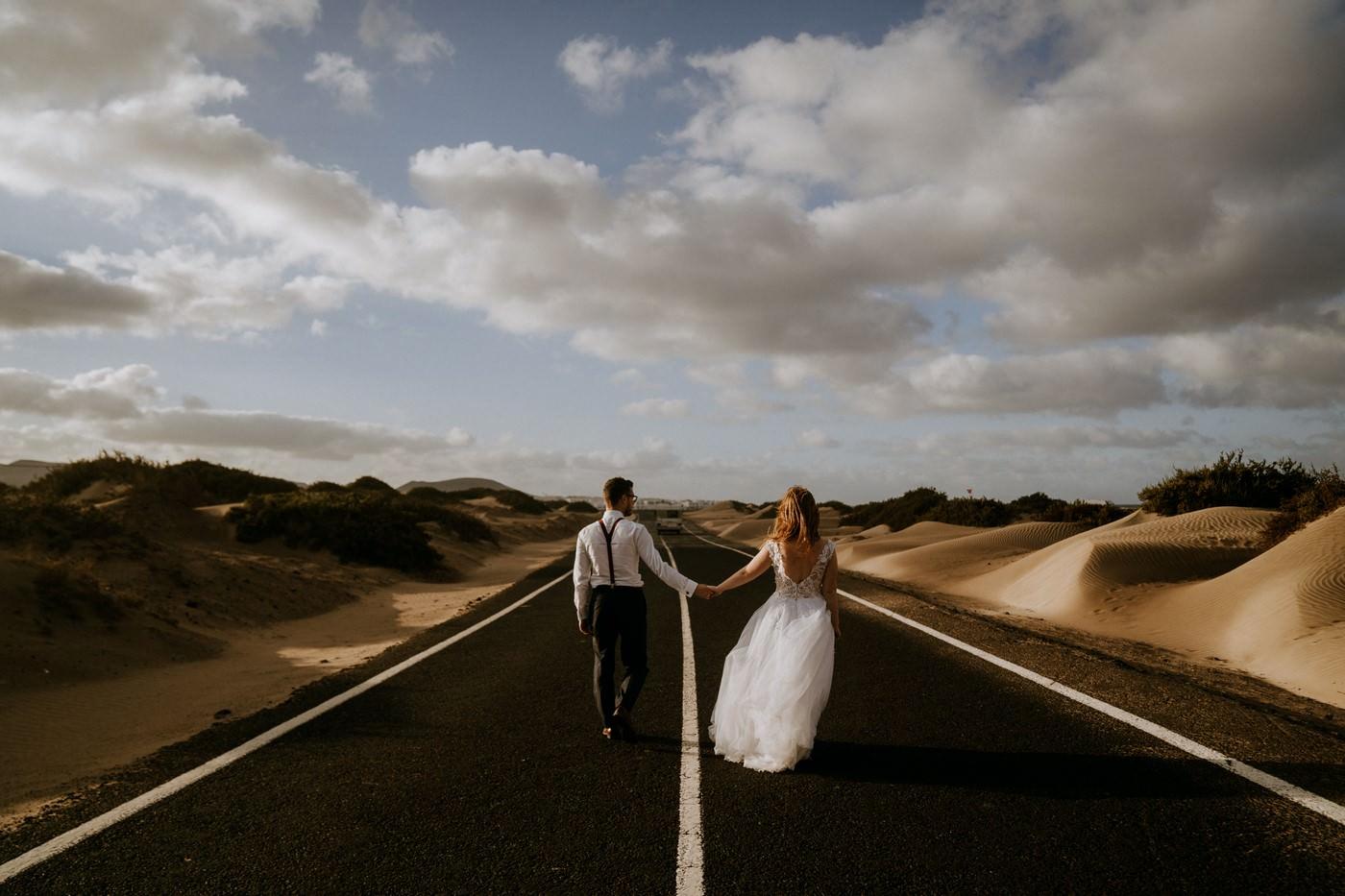 Plener ślubny na Lanzarote 18