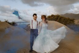 Plener ślubny Lanzarote 19