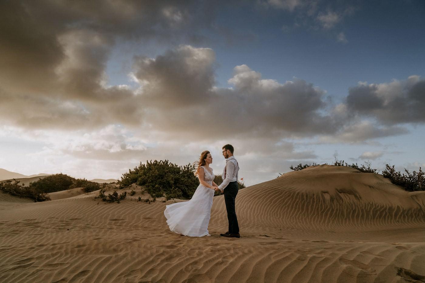 Plener ślubny na Lanzarote 23
