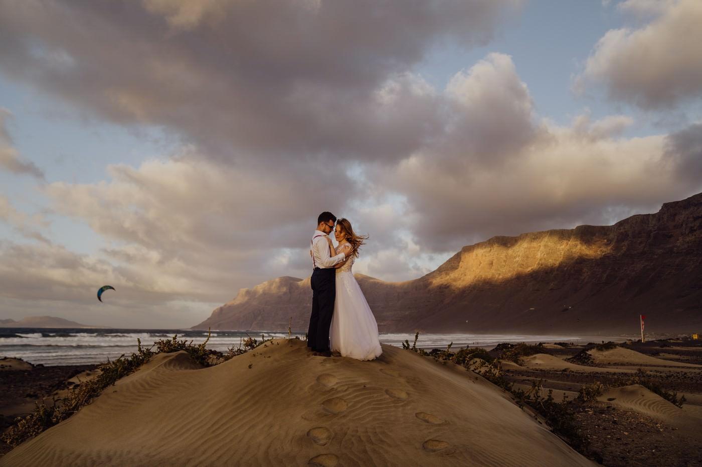 Plener ślubny na Lanzarote 26