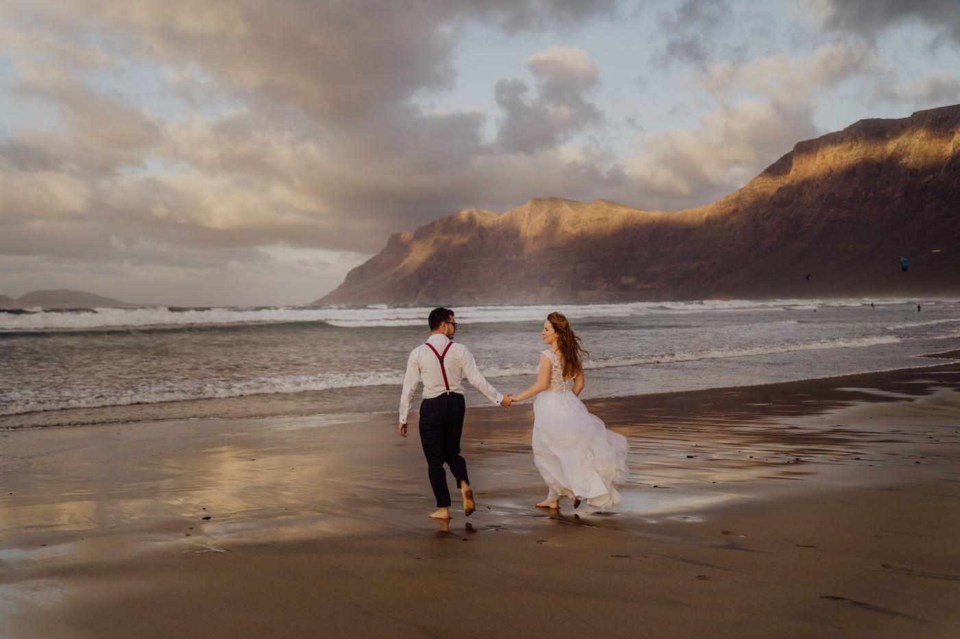 Plener ślubny na Lanzarote 28