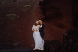 Plener ślubny Lanzarote 36