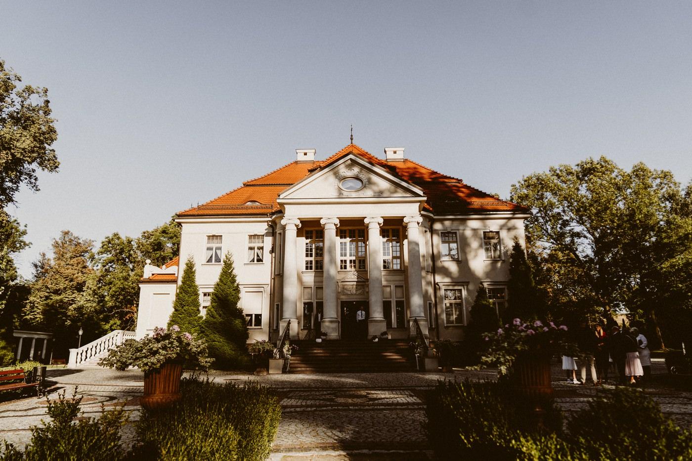 kamerzysta Kalisz - Wyjątkowy film ślubny 40