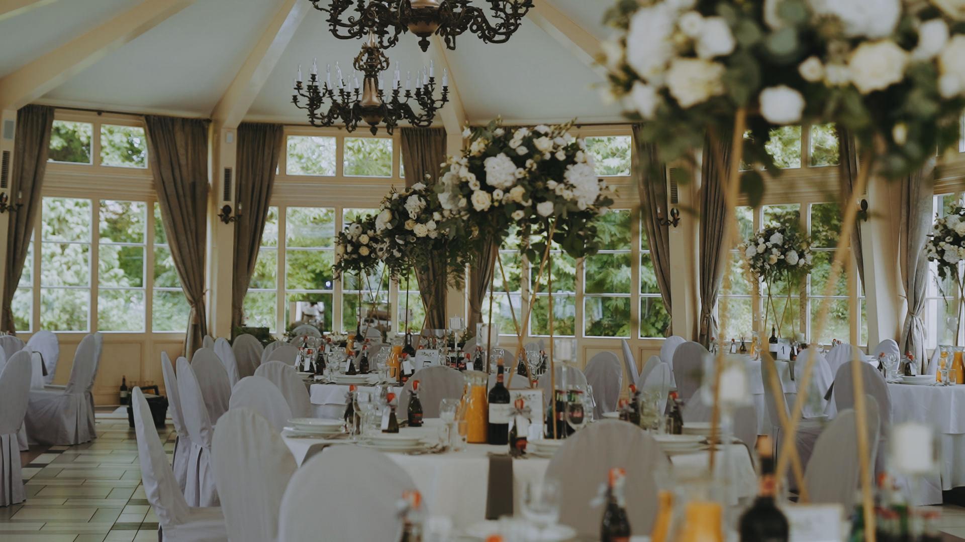 Królewskie wesele w Pałac Tłokinia 5