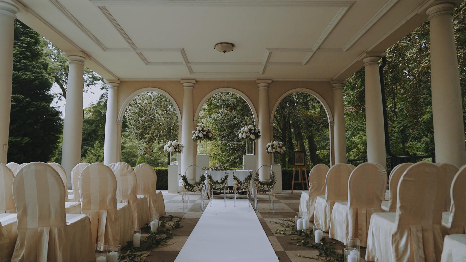 Królewskie wesele w Pałac Tłokinia 4