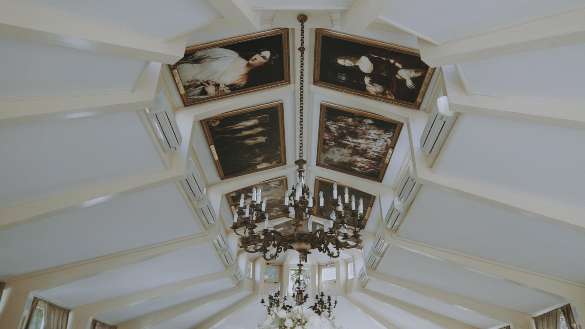 Królewskie wesele w Pałac Tłokinia 7